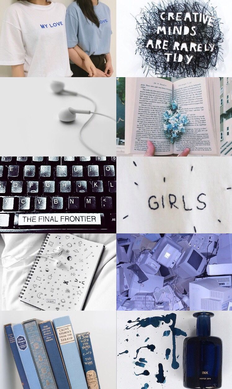 The Good Aesthetic Shit — + INTP | Ravenclaw | Nerd - Lesbian +