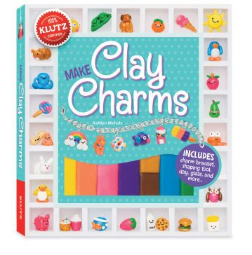 Klutz Make Clay Charms Kit At Michaels Clay Charms Craft Kits