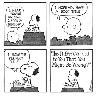 Gotta love Snoopy!