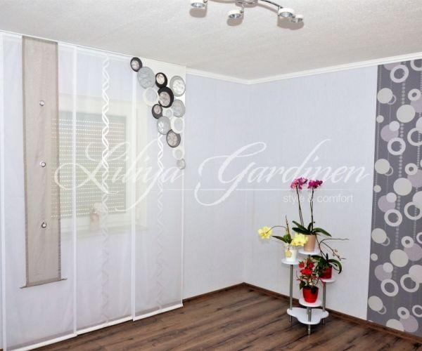 Moderne Schlafzimmer Gardinen und Vorhänge nach Maß ✂ Wir nähen für - gardinen fürs schlafzimmer