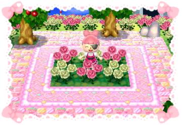 Animal Crossing New Leaf Hhd Qr Code Paths Star Crossed Pastel