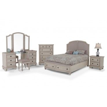 euro cottage 9 piece king bedroom set bedrooms king bedroom sets rh in pinterest com