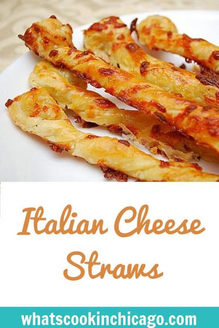 Photo of Italian Cheese Straws