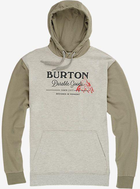 Burton mens Durable Goods Pullover