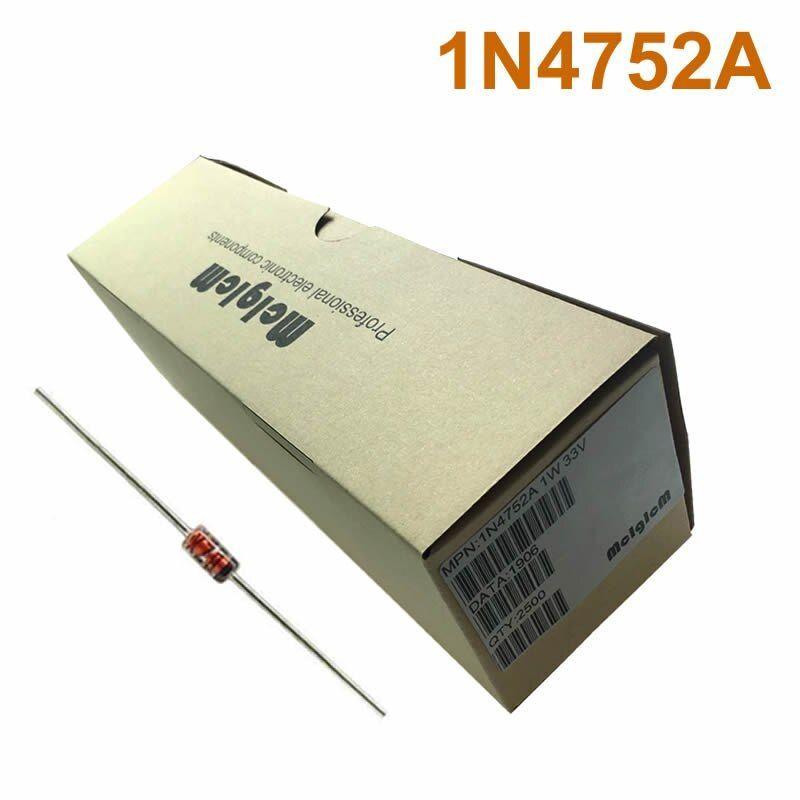 50pcs 1N4749 1N4749A Zener Diode 1W 24V