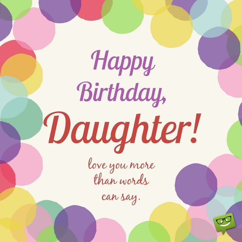 Image Result For Happy Birthday Daughter Happy Birthday Daughter
