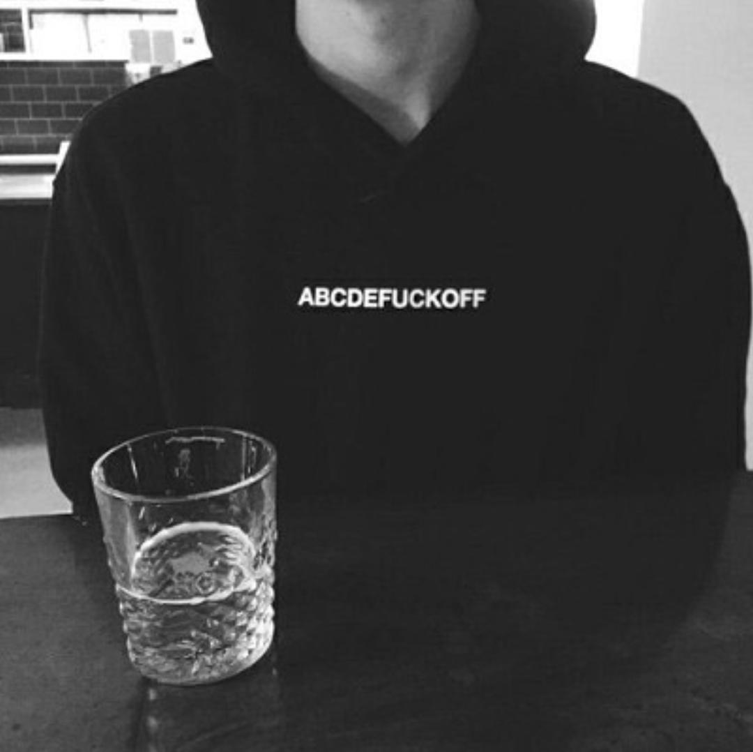 Witch Inside Hoody Sweatshirt