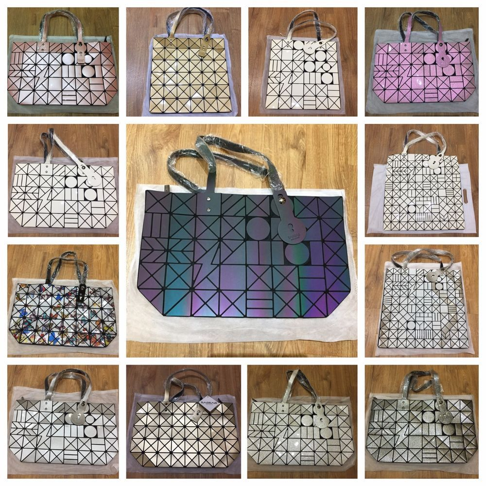 96d5d12984df Get your hands on this trendy Bao Bao Issey Miyake inspired tote bag in a  range