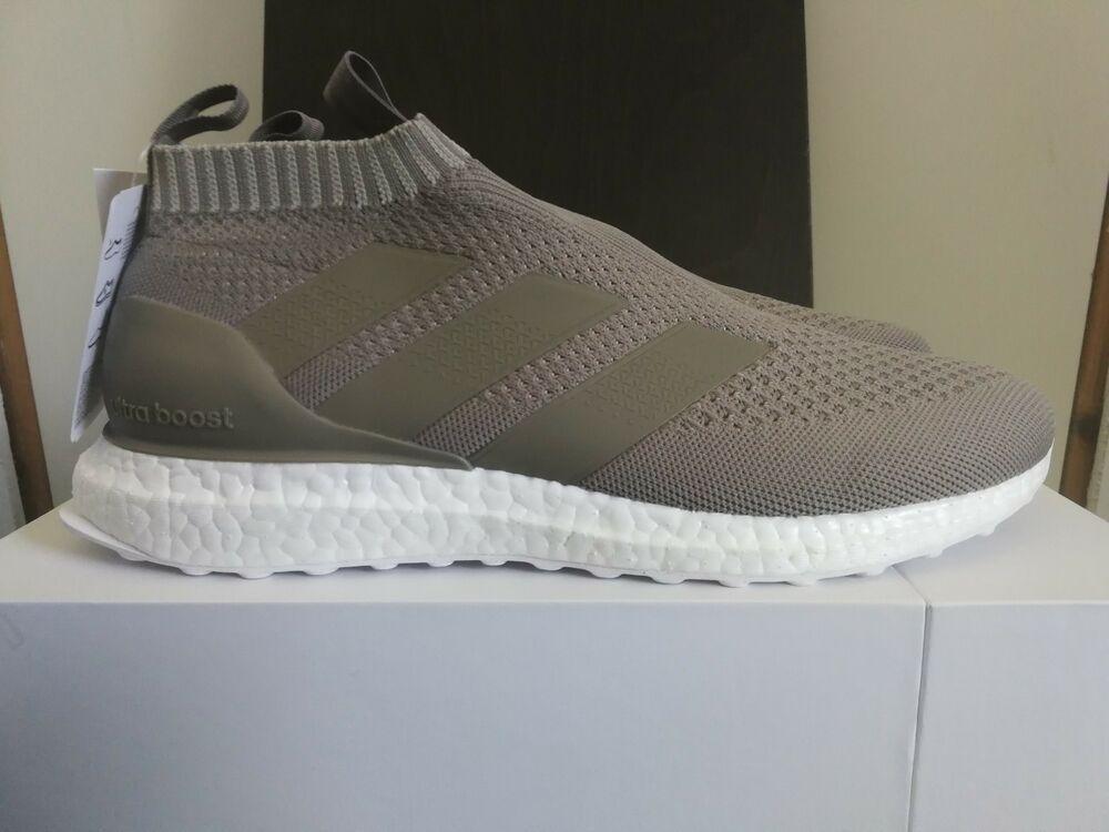 wholesale dealer a0174 cdd2a Adidas Ace 16 Purecontrol Ultra Boost Clay Sesame CG3655 ...