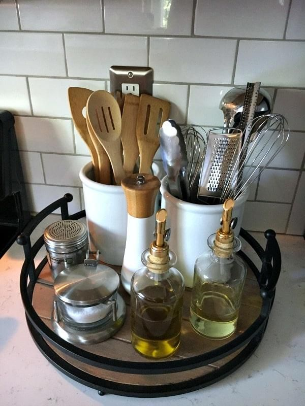 45 creative small kitchen storage ideas to maximize your space interiorsherpa in 2020 small on kitchen organization for small spaces id=31744