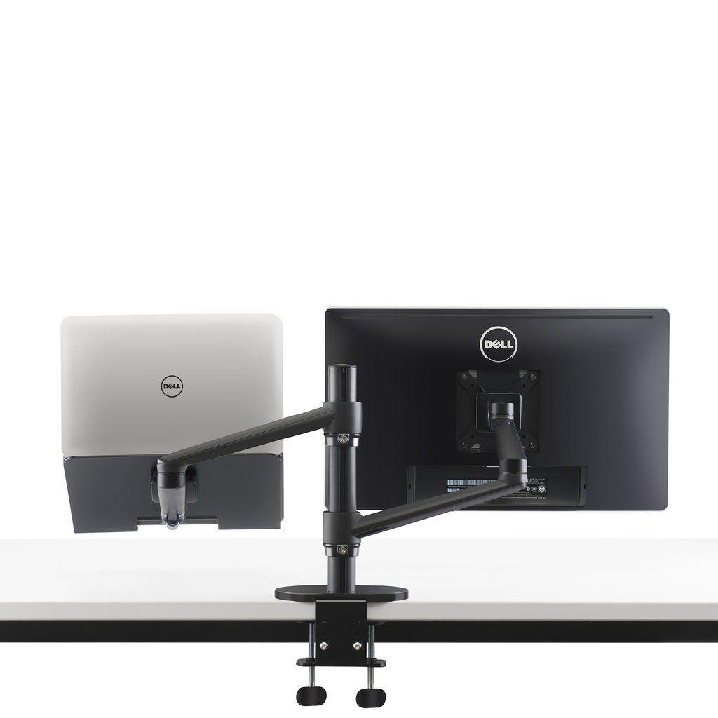 Thingyclub Adjustable Aluminium Universal Laptop Monitor Desk