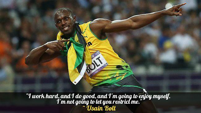 Usain Bolt Defeats Justin Gatlin In World Championships Final