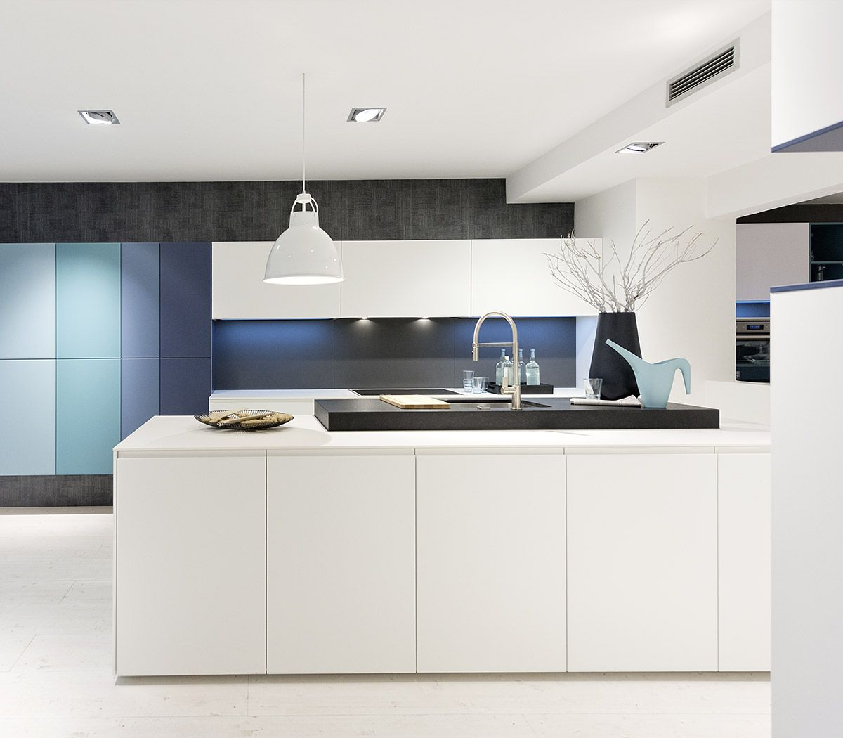 Küchenideen farben cuisines nolte  cuisinistes cuisines design cuisines antony