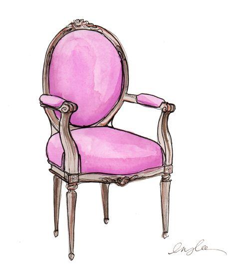 Chair Sketch aplaceforart: chairinslee | i l l u s t r a t i o n s