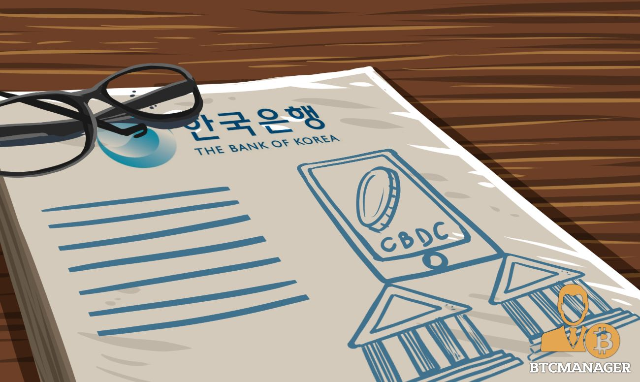South Korea Central Bank Report States CBDCs Could Reduce
