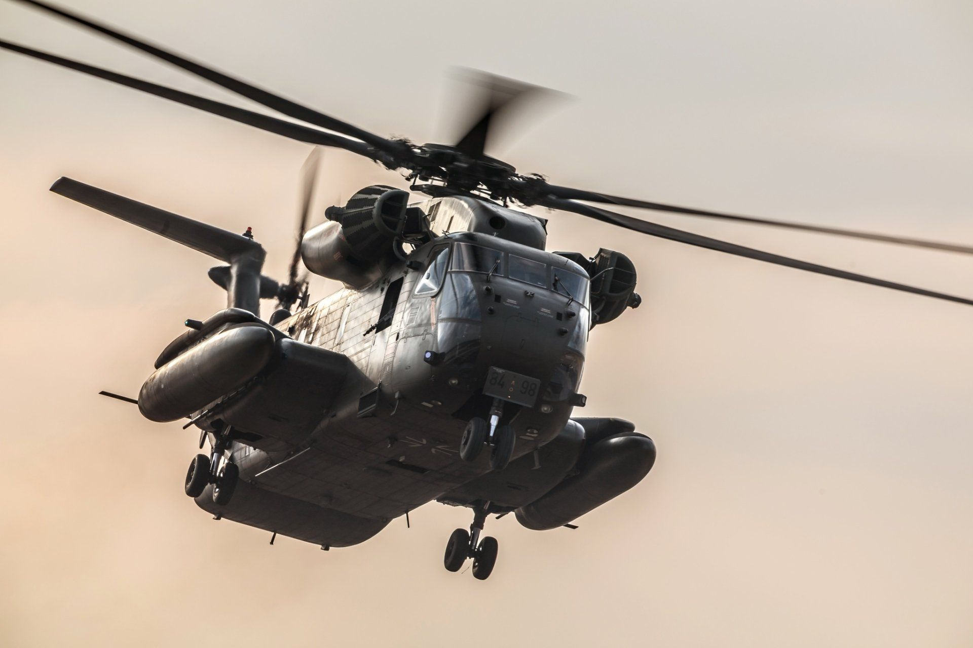 2048x1365 Sikorsky Ch 53 Sea Stallion Imágen De Fondo De
