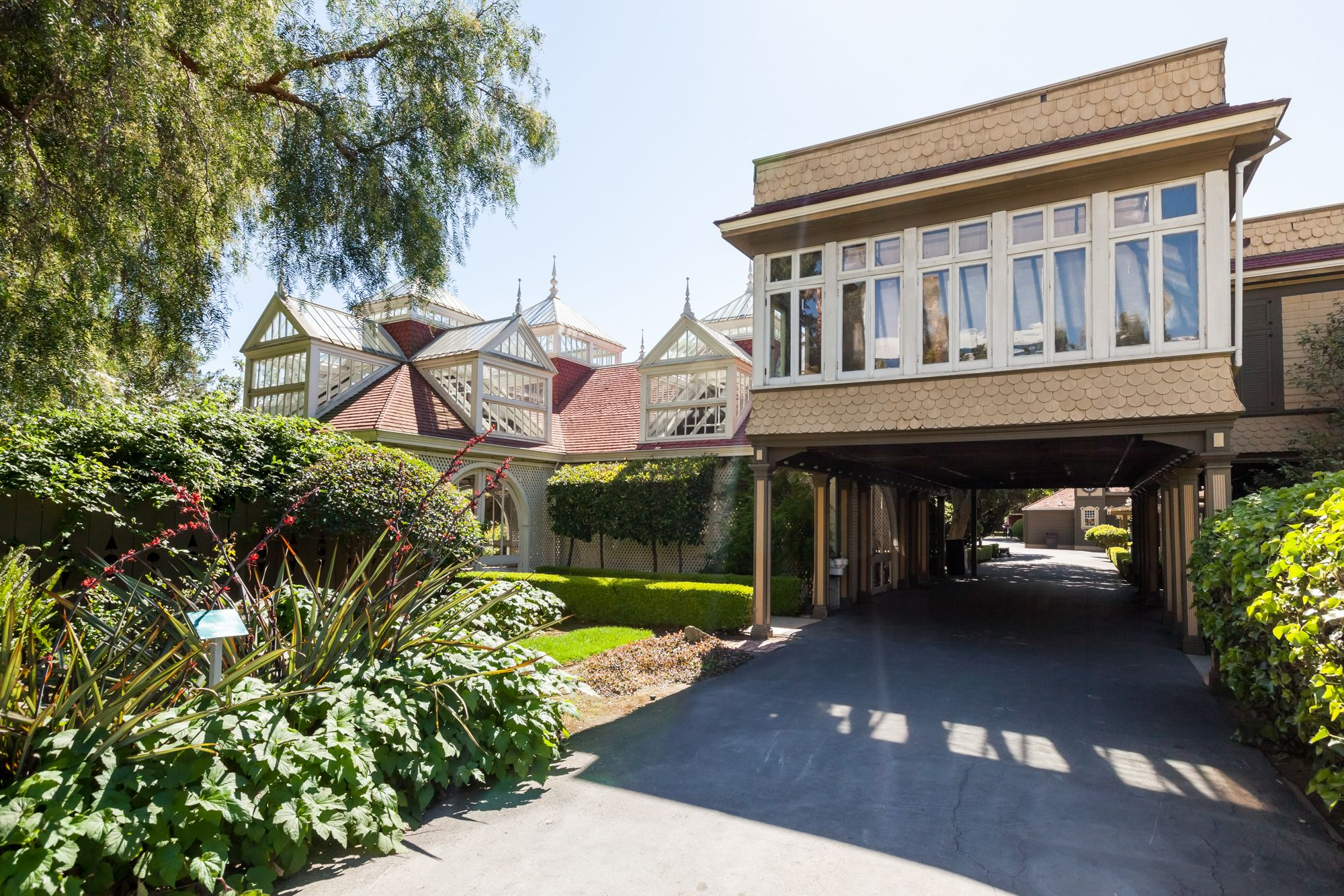 winchester mystery house a home built by guns and guilt