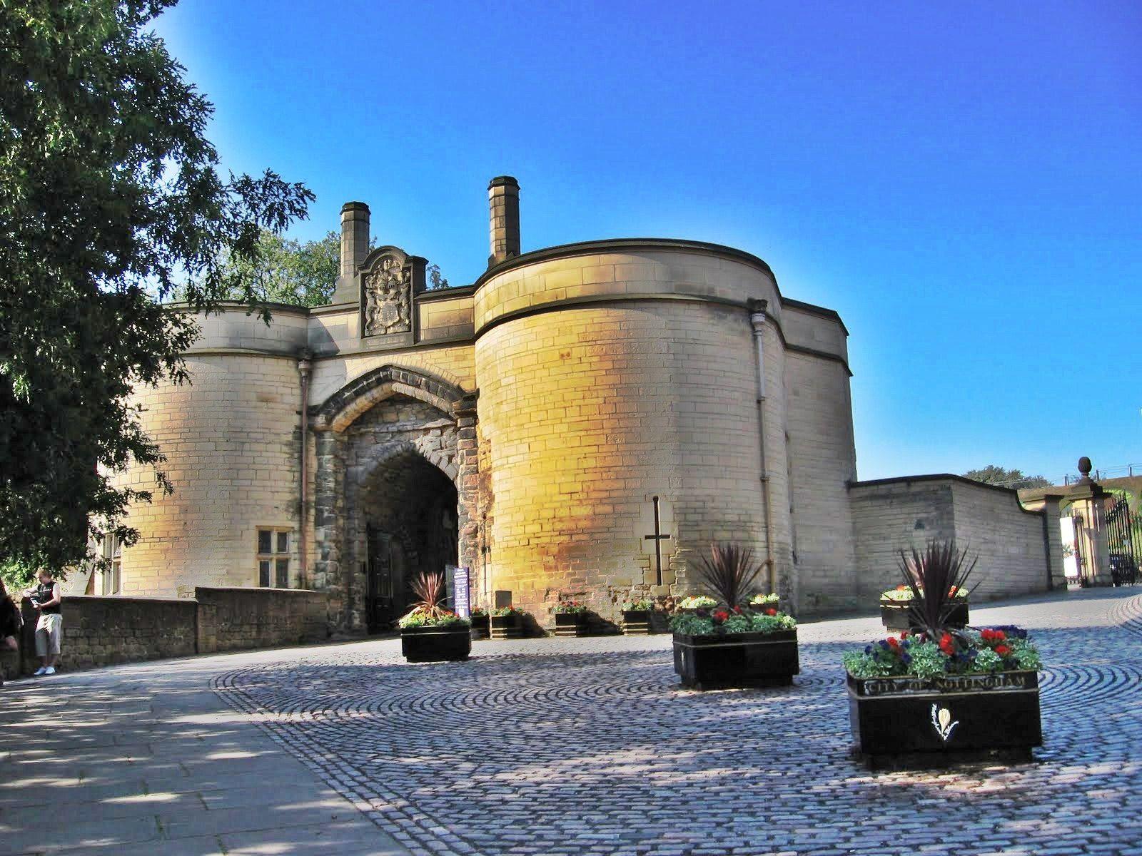 Nottingham castle | nottingham castle Nottingham, England