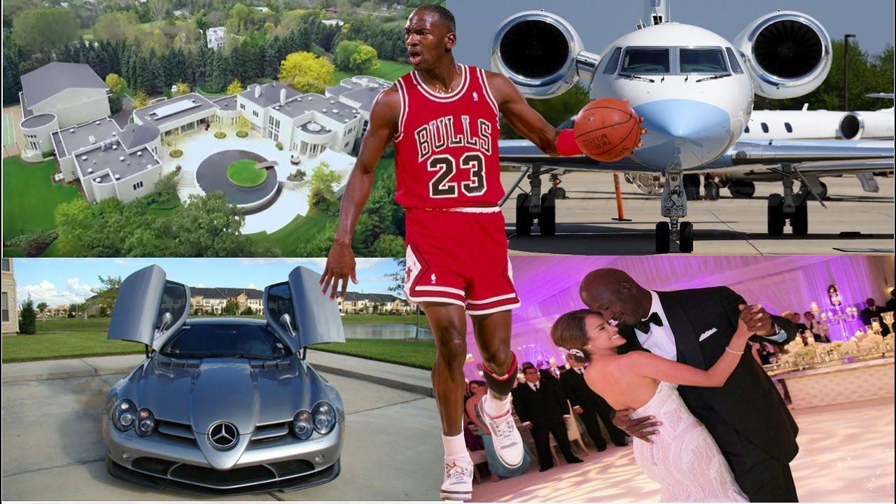 Michael Jordan 🌟 Biography worth House Cars Plane