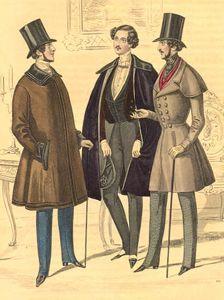 Romantic men in history