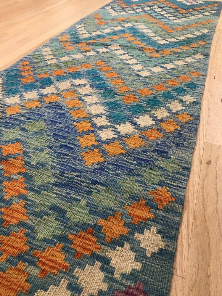 Vintage Tribal Veg Dye Handmade Kilim Area Rug 2 4x6 7 Runner Wholesale Af3829 Ebay In 2020 Kilim Area Rug Rugs Handmade Kilim