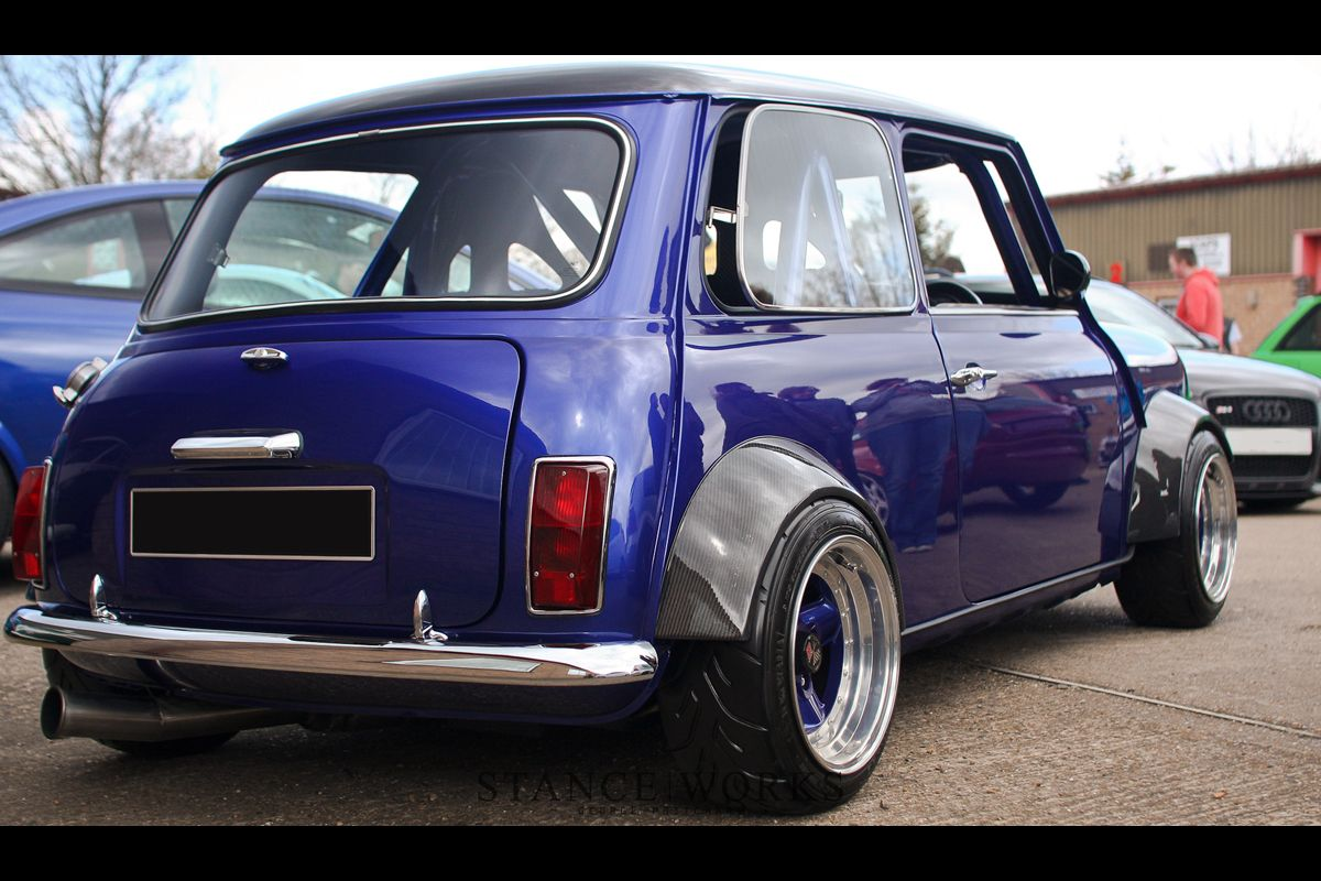 the smallest slammed beast i ever did see... | MINI | Pinterest ...