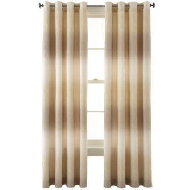 Studio Dakota Grommet Top Curtain Panel Jcpenney