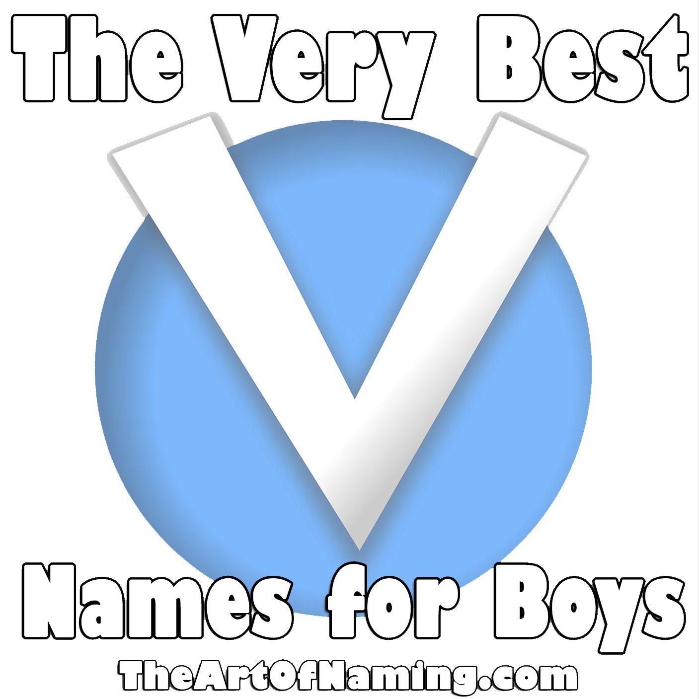 Everett, Liev & Vincent: The Best V Names for Boys   Names ...