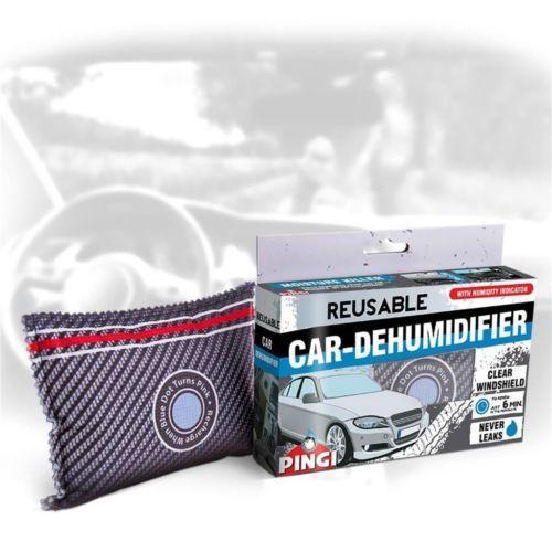 PINGI Car Home Dehumidifier Large Dry Bag Moisture Killer Absorber Pad Reusable https://t.co/ReLe4c7HTq https://t.co/JFuk9pIR5f