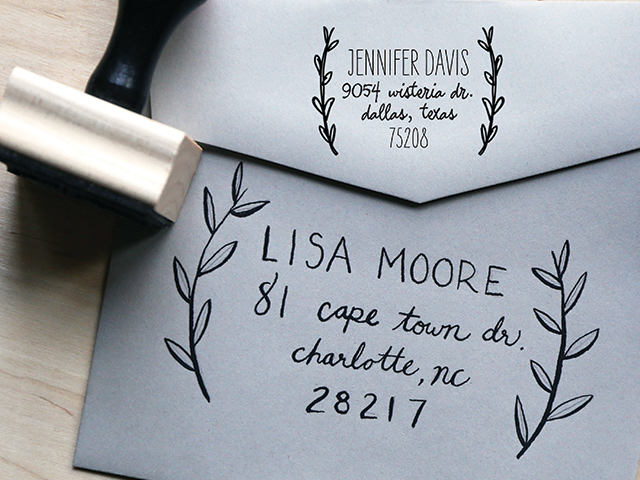 How To Address Envelopes With Style Expressionery