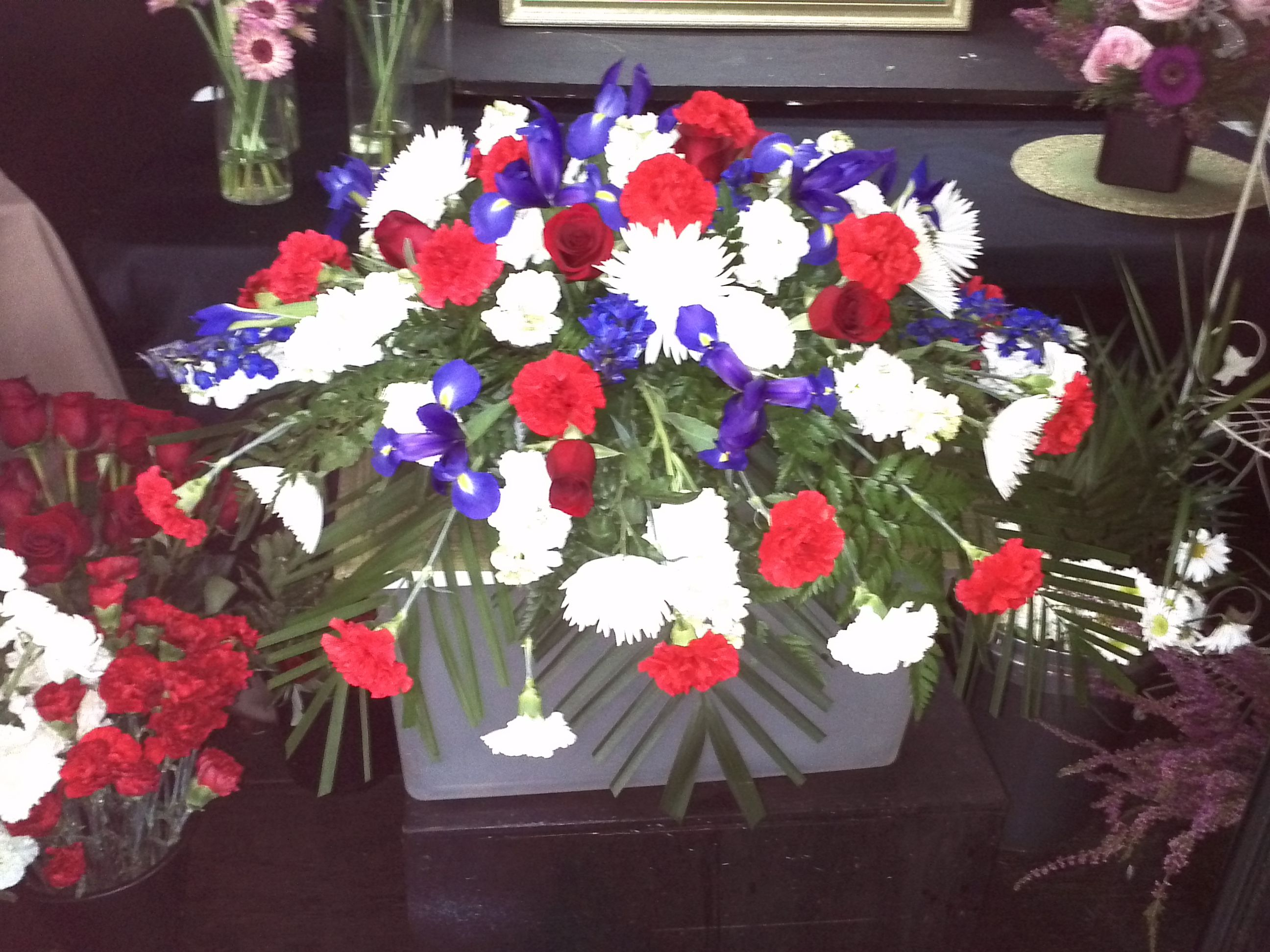 Funeral flowers sympathy flowers send flowers for funeral flower izmirmasajfo
