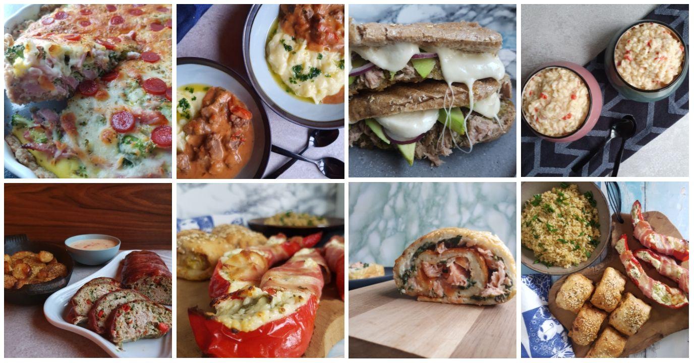 Madplan 01.03.2020 Denne madplan deles hver lørdag på bloggen - det gør det nemt for dig og din familie at leve varieret og sammentid bruge mindre tid på planlægning.