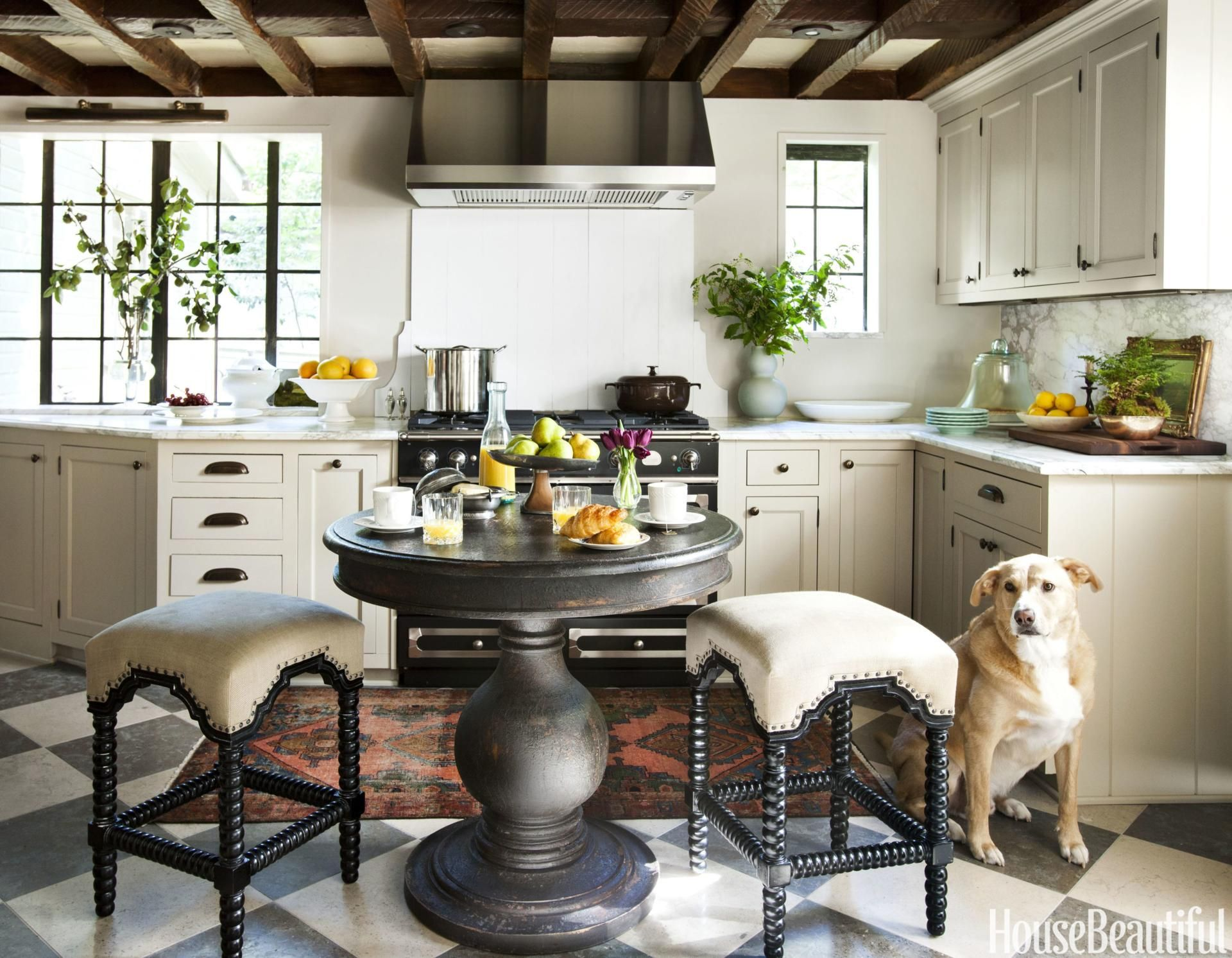 Get The Look - Atlanta Kitchen Designed By Shon Parker