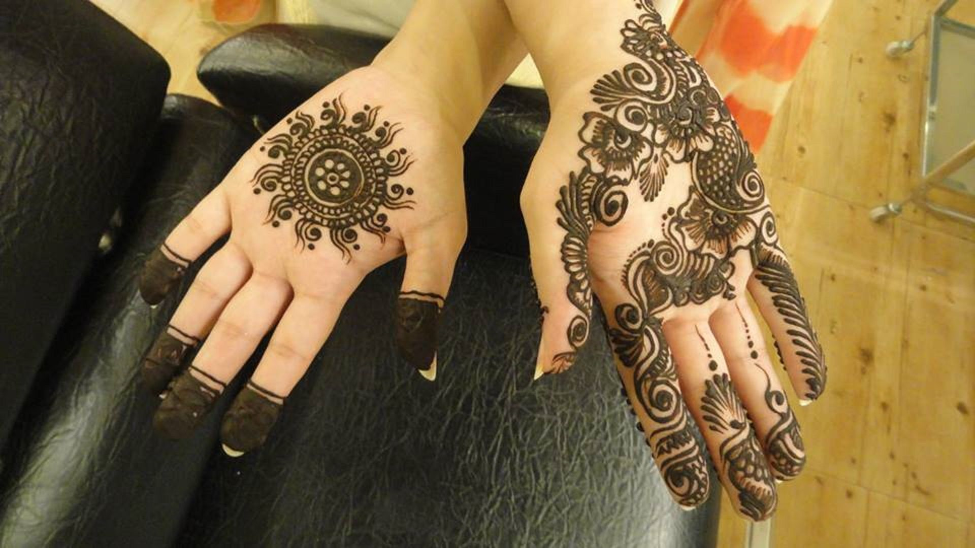 New Collection of Beautiful Mehndi Designs free hd wallpapers