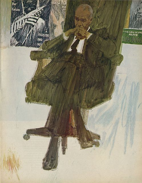 Bernie Fuchs : bernie, fuchs, Bernie, Fuchs, History, Illustration,, Inspiration,, Figure, Painting