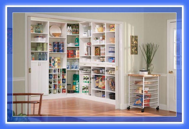 Plano de mueble de melamina proyecto 2 alacena de cocina - Muebles despensa cocina ...