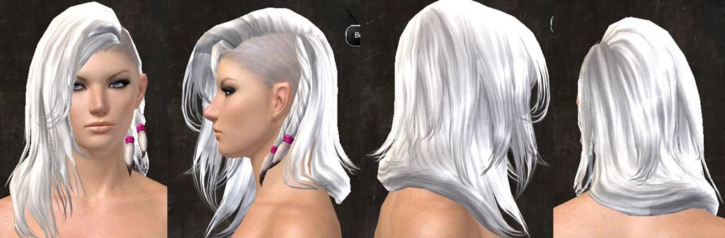 Gw2 New Hairstyles From Total Makeover Kits For April 14 Dulfy