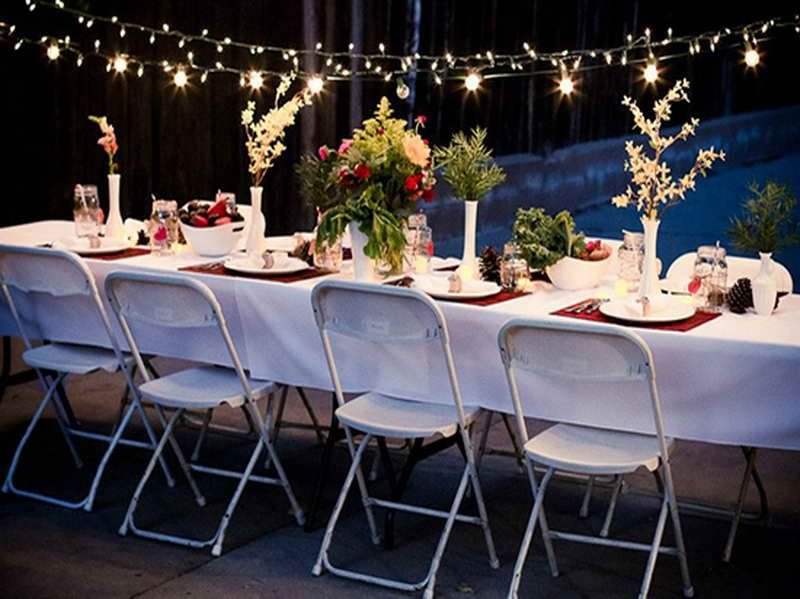 Outdoor Dinner Party Decorating Ideas Part - 19: Outdoor Parties