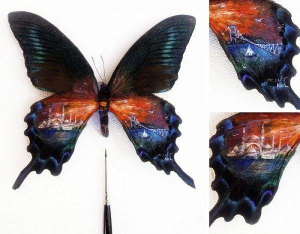 Micro pinturas feitas por Mesut Kul (4)