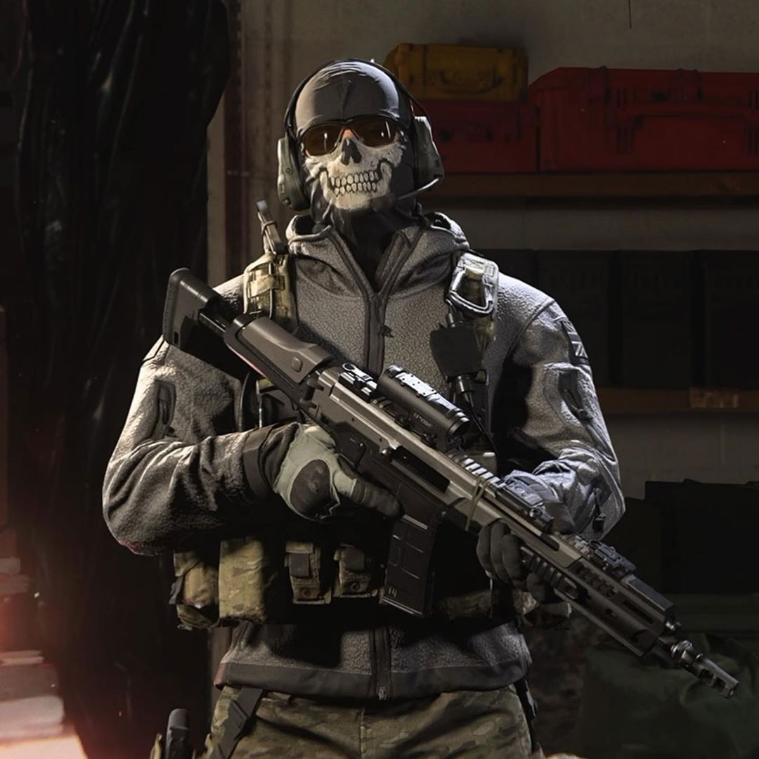 Activision On Instagram Origins Of An Operator Ghost Simon Ghost Riley Is A British Special Forces Office Call Of Duty Ghosts Call Of Duty Special Forces
