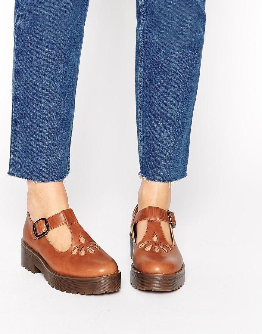 ASOS   ASOS MEG Chunky Geek Shoes at ASOS   Shoes   Shoes, Boots ... c97943589b52