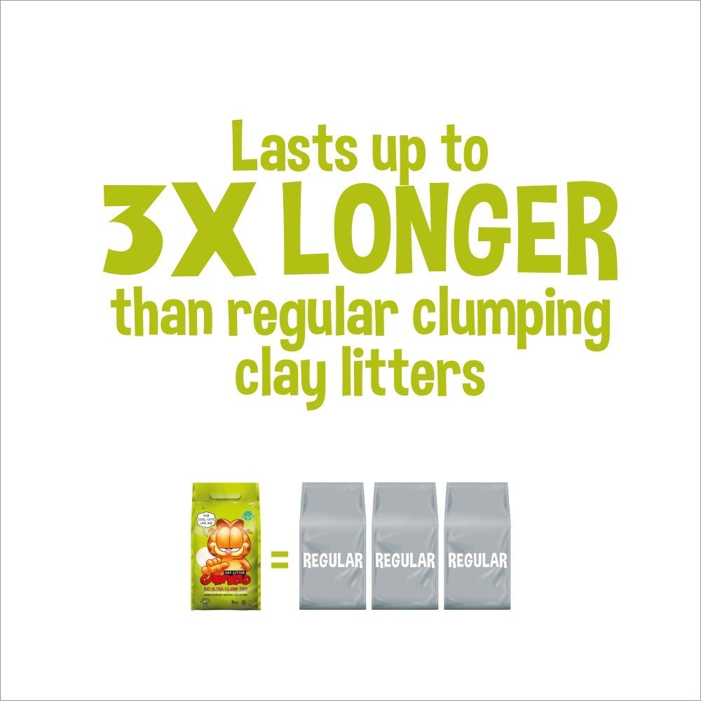 Garfield Cat Litter Flushable Instant Clumping Natural 5 Lbs Find Out More Reviews Of The Product By Seeing The We Garfield Cat Cat Litter Litter