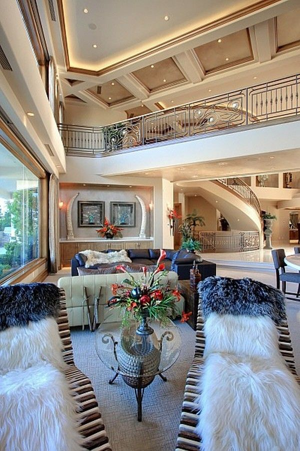 Nicholas Cage S Former Las Vegas Residence Up For Sale For 8 9 Million Freshome Com House Home Mansions For Sale