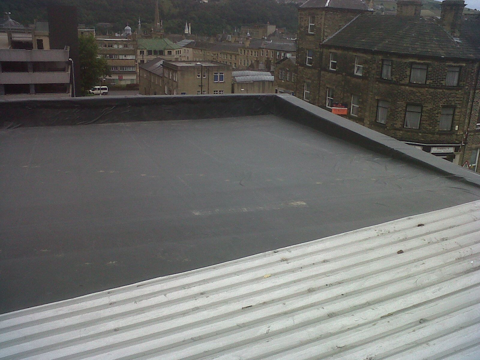 Liquid Rubber Roof Coating Commercial Roof Waterproofing Flat Roof Installation Roof Installation Roof Cost