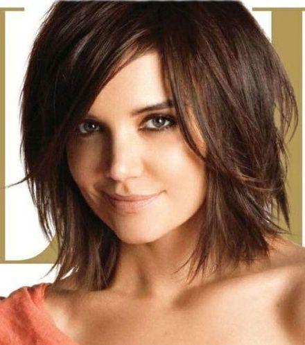 20 Best Medium Length Hairstyles for Women   Haircuts   Pinterest ...