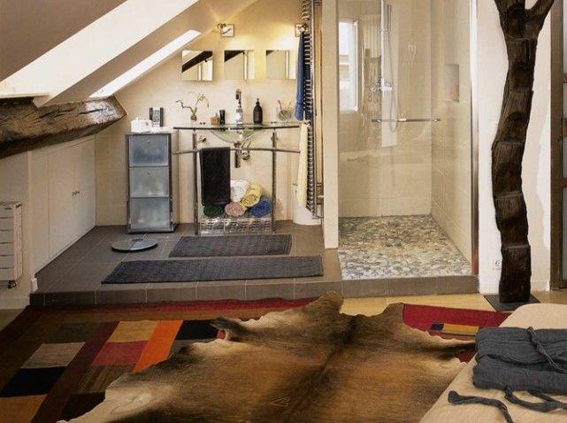 toutes nos id es pour am nager les combles home sweet. Black Bedroom Furniture Sets. Home Design Ideas