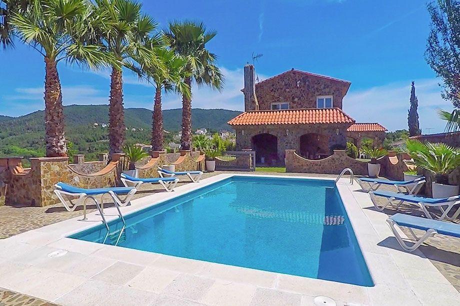 Holiday home Calonge Costa Brava Villa Spain for rent