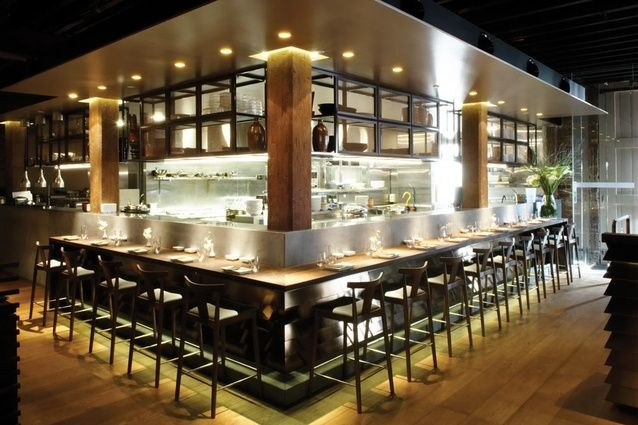Contemporary Bar Restaurant Japanese Restaurant
