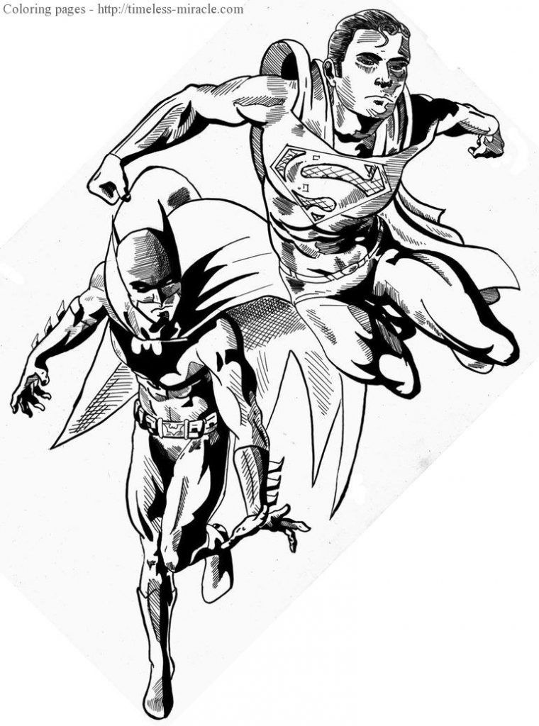 Pin On Comic Book Coloring Pages