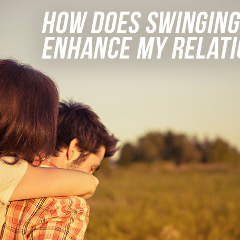 All clear, Can swinging help my marriage opinion